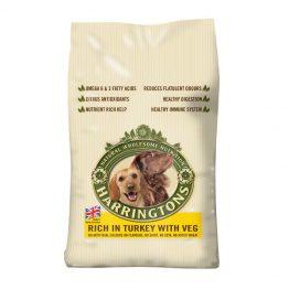 Harringtons Dog Turkey & Veg 2kg