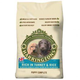 Harringtons Puppy Turkey & Rice 2kg