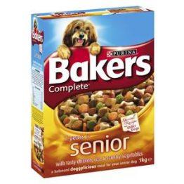 BakersCompleteSeniorChicken&Veg1kg
